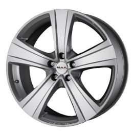 MAK Van5 6.5x16/5x120 ET45 D65.1 Silver