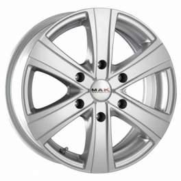 MAK Van6 6.5x15/6x139.7 ET20 D112 Silver