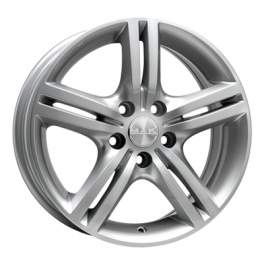 MAK Veloce Italia 6.5x16/4x108 ET25 D65.1 Silver