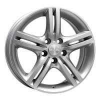 MAK Veloce Italia 7.5x17/5x114.3 ET40 D76 Silver