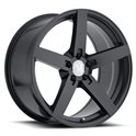 Mandrus Arrow 8.5x19/5x112 ET43 D66.6 Matt Black
